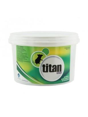 Aydın Kimya Titan Pasta Fare Zehri 3 Kg